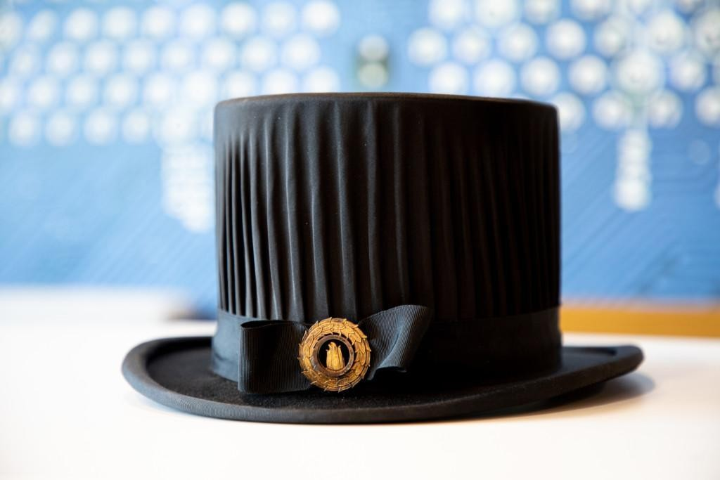 Doctor of Science hat